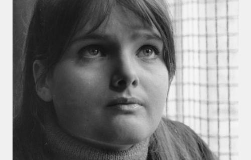 Kristiina Halkola episodissa Kristiina.
