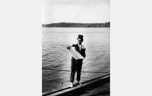 Ornitologi Sylfred Huila (Kaarlo Wilska)