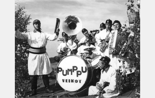 Pumppu-Veikot orkesteri