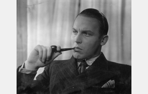 "Jalmar Fredrik Kinnunen, ""Jali"" (Kullervo Kalske)"
