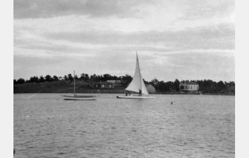 Hevossalmi, Laajasalo, Helsinki. LPH