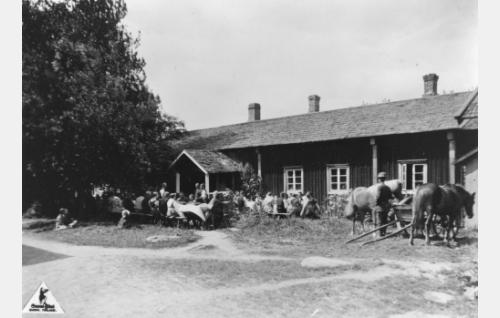 Loppi, Hunsala, Seppälän talo