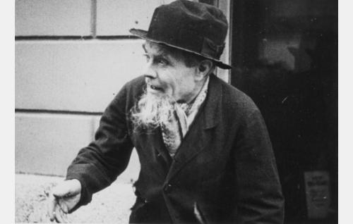 Kerjäläinen (Waldemar Wohlström).