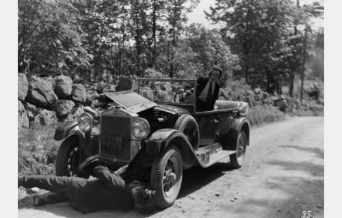 514 CA 1929-1932  FIAT, Joel Rinne, Iris Knape