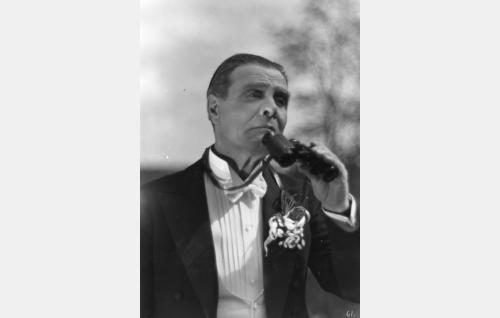 varatuomari Jalmari Arpola (Waldemar Wohlström)