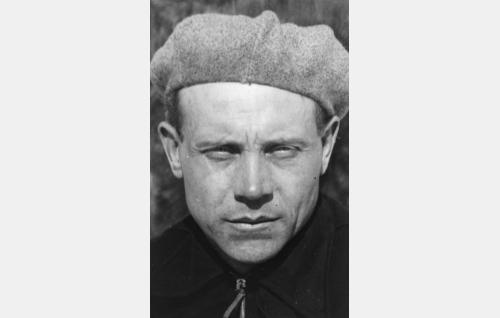 Paavo Nurmi.