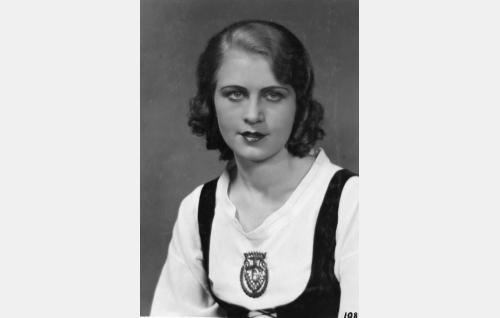 Helena Koskinen, Kosken Leena (Helena Koskinen)